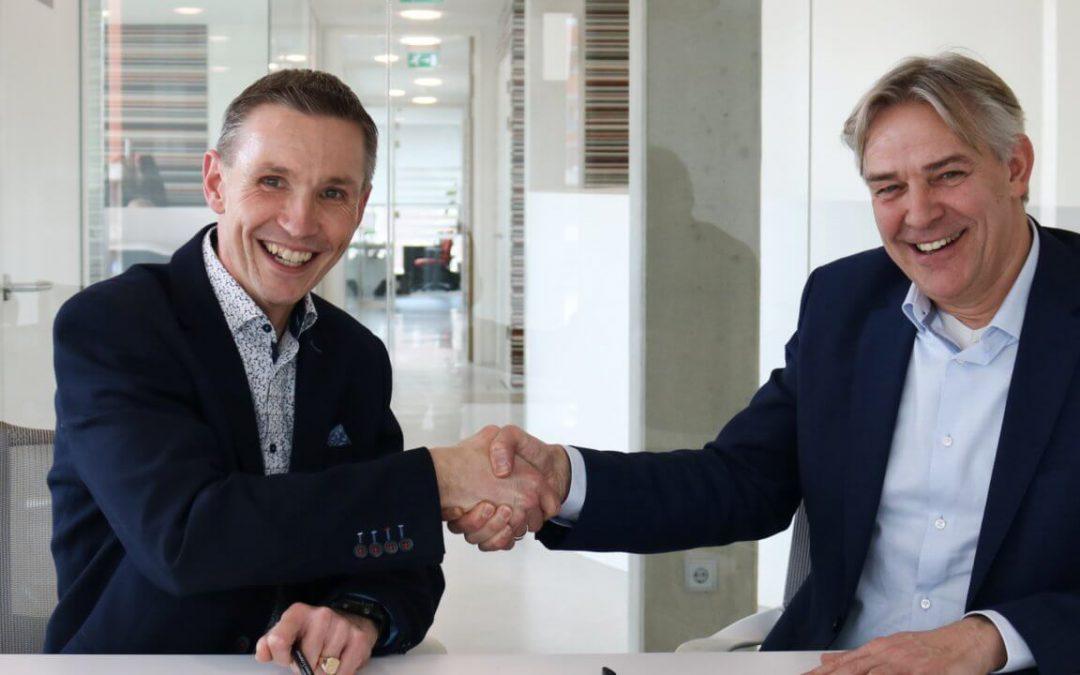 Kenniscirculatie tussen Saxion en Exite ICT officieel vastgelegd