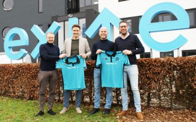 Exite ICT sponsort Twentsche Voetbalschool