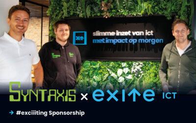 Sponsorship Syntaxis brengt Exite dichtbij doelgroep
