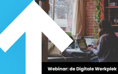 Webinar: de Digitale Werkplek