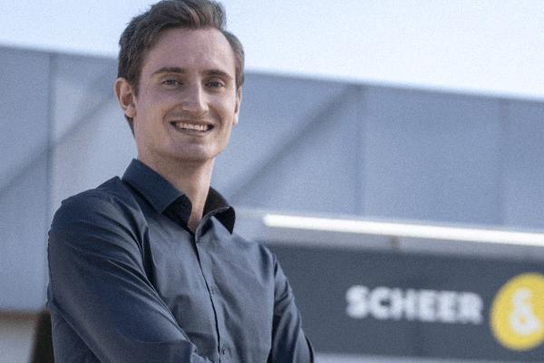 Wietse van der Ploeg_Scheer en Foppen Installatietechniek