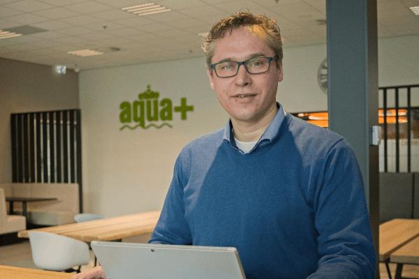 Aqua+, Patrick Oude Scholten